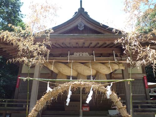 位登八幡神社・神功皇后は田原麿の城に半年も滞在した_c0222861_1729380.jpg
