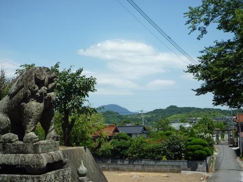 位登八幡神社・神功皇后は田原麿の城に半年も滞在した_c0222861_17324784.jpg
