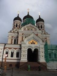Estonia 中世の街 タリン_e0195766_5111912.jpg