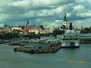Estonia 中世の街 タリン_e0195766_554783.jpg