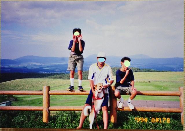 北海道キャンプ⑪ オーチャードグラス_a0126590_13503668.jpg