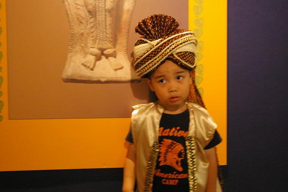 「古代インドにぎやかアート」@古代オリエント博物館/ Museum and amusement @Ikebukuro_a0186568_22404895.jpg