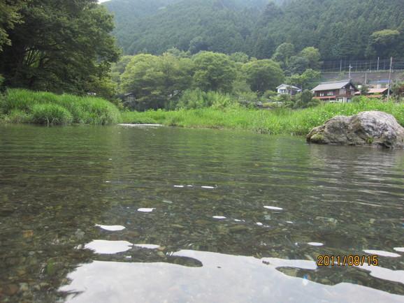 川遊び&BBQ_b0219170_11112249.jpg