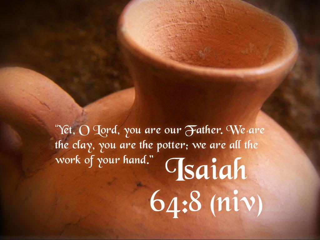 8月20日エレミヤ16-18章『人を造り変えて下さる神』_d0155777_9144079.jpg