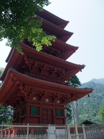 夏休みの旅~身延山つづき_c0173978_0421671.jpg