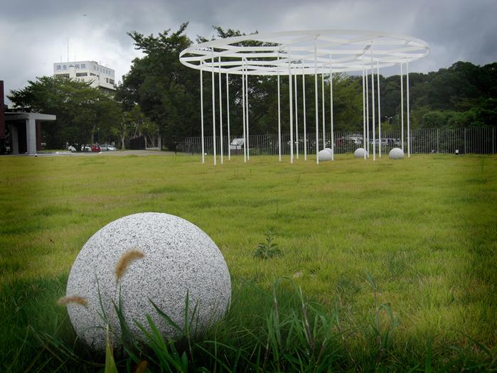 Saiseikai Iizuka Kaho Hospital Landscape_e0193197_23143697.jpg