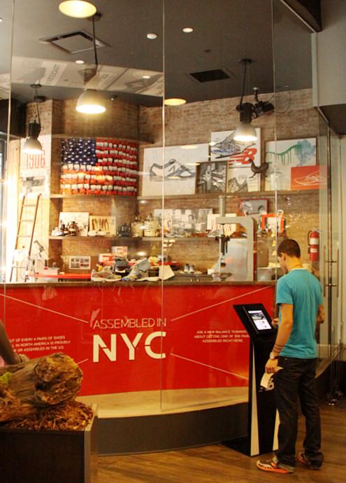 ニューヨークにオープンした北米初のニュー・バランス体験店舗_b0007805_21181321.jpg