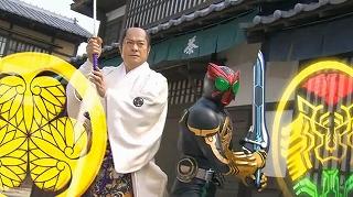 劇場版 仮面ライダーオーズ WONDERFUL 将軍と21のコアメダル_d0039216_23195536.jpg