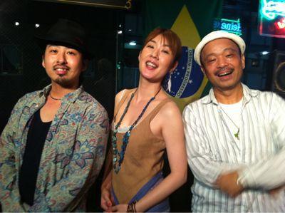 ブリブラ&牧田正昭Live_d0168331_1449581.jpg