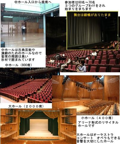 兵庫県立芸術文化センター 中ホールのバックステージツアー前編 _a0084343_16345017.jpg