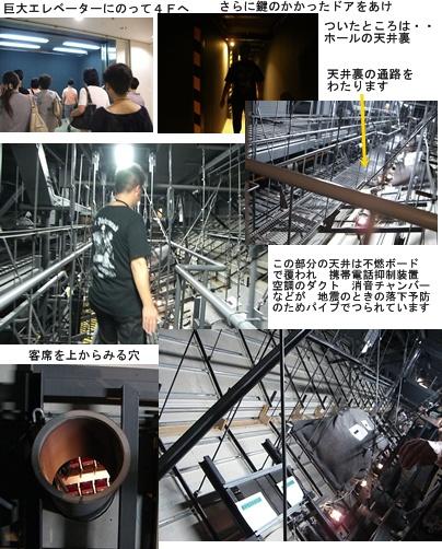 兵庫県立芸術文化センター 中ホールのバックステージツアー後編 _a0084343_1639511.jpg