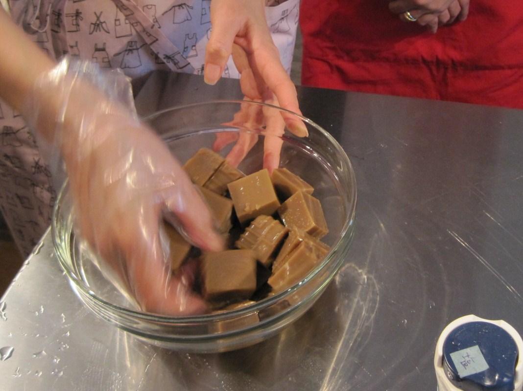 キムチっ子クラブ・我が家の韓国料理教室8月_f0236260_19382597.jpg