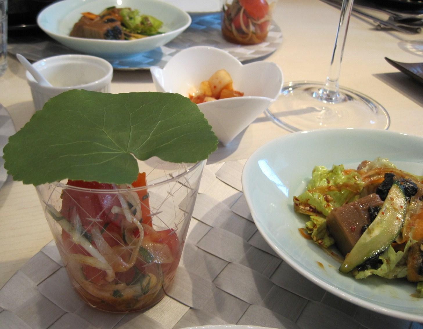 キムチっ子クラブ・我が家の韓国料理教室8月_f0236260_1947495.jpg