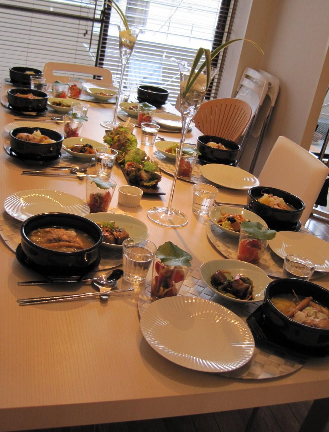 キムチっ子クラブ・我が家の韓国料理教室8月_f0236260_20514866.jpg