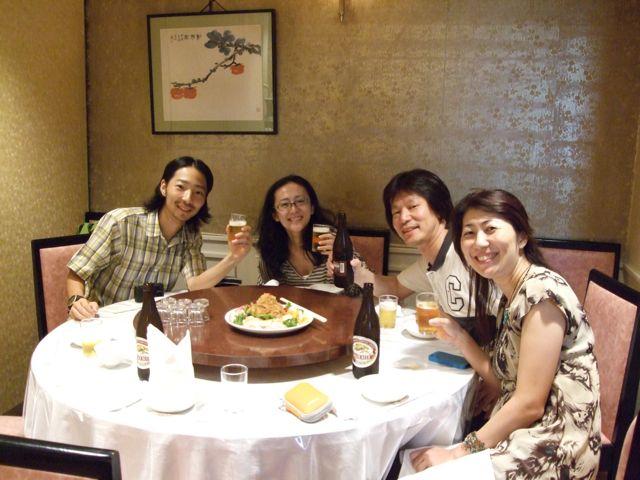台湾薬膳でUTMB壮行会!_d0122797_17565898.jpg