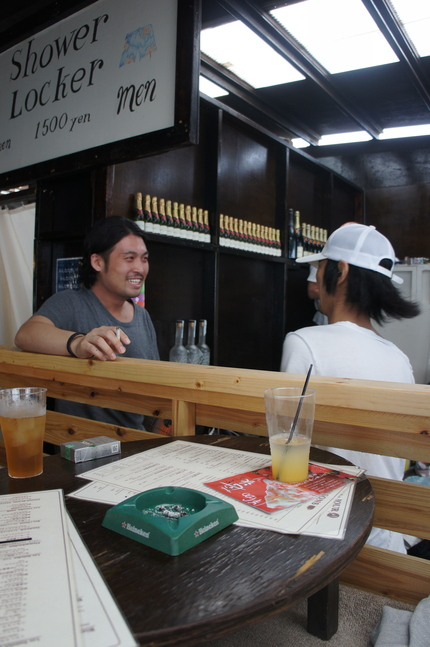 SUITUKUNEN @EAU CAFE Shonan_b0166909_1481335.jpg
