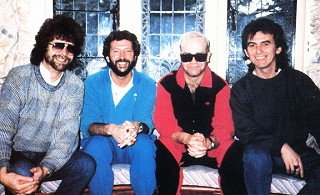 Jeff, Eric, Elton and George