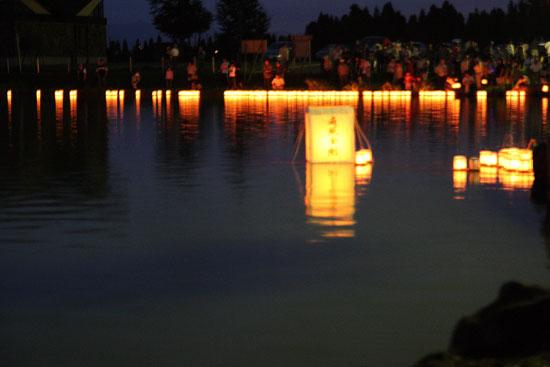 八月二十日夜、鶴沼にて_e0235910_854246.jpg