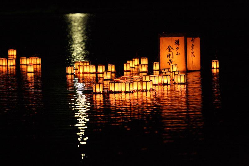 八月二十日夜、鶴沼にて_e0235910_865866.jpg