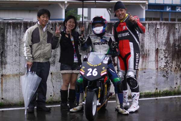 2011RSKエビスミニバイク4時間耐久レース その1_d0067418_13142535.jpg