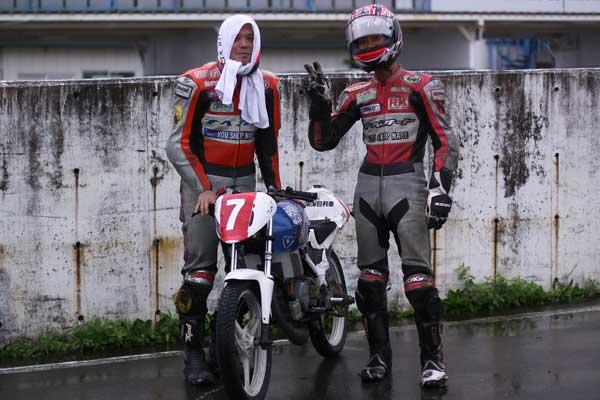 2011RSKエビスミニバイク4時間耐久レース その1_d0067418_13204815.jpg