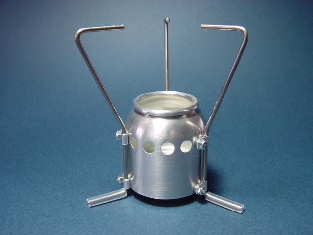 alcohol stove【極小】NEW Tiピコ発売開始しました_f0113727_1681553.jpg