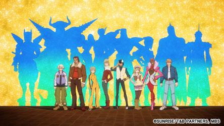 『TIGER & BUNNY』最終回上映のオールナイトイベント開催決定!_e0025035_11531175.jpg