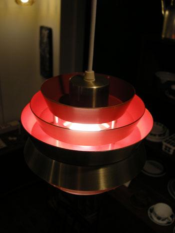 Pendant lamp (DENMARK)_c0139773_18415519.jpg