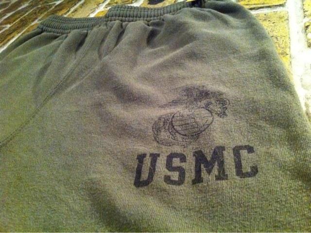 U.S.M.C. SweatPants 入ります。(トアウエスト神戸店)_c0078587_22423041.jpg
