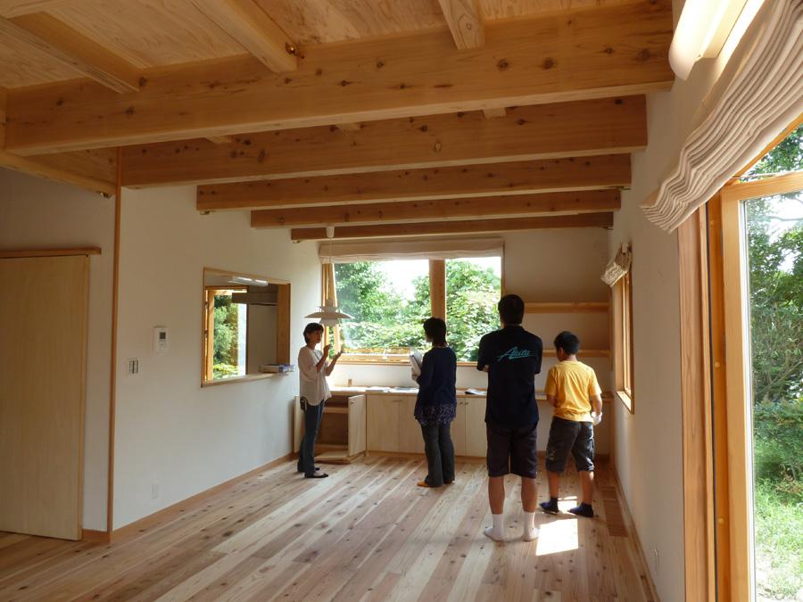 Y様邸「峰吉川の家」完成見学会のお礼_f0150893_18333118.jpg