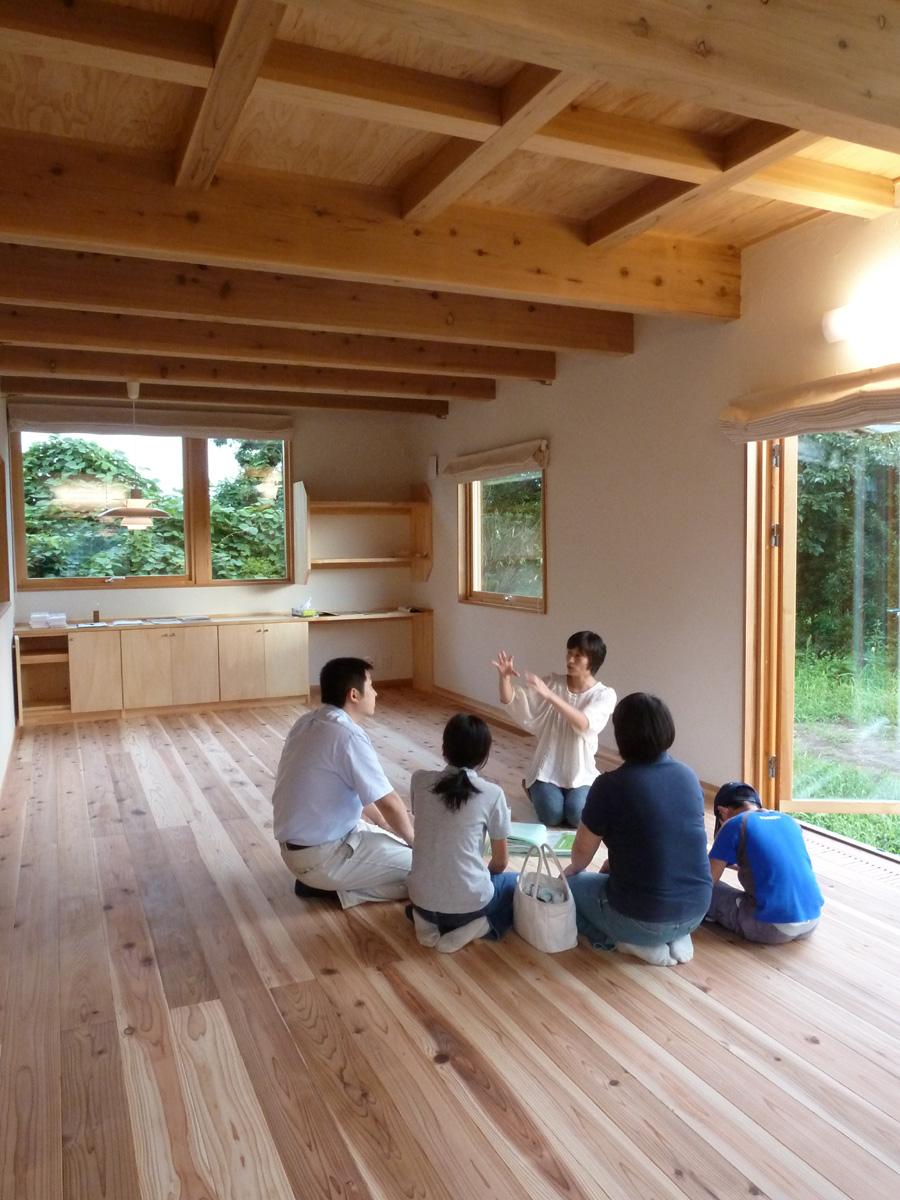 Y様邸「峰吉川の家」完成見学会のお礼_f0150893_18422461.jpg