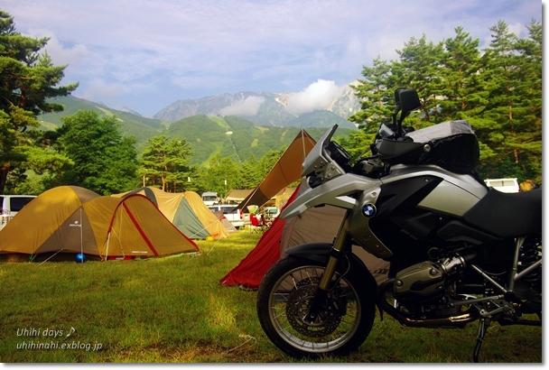 白馬でキャンプ と 白馬大池登山!_f0179404_21474865.jpg