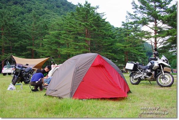 白馬でキャンプ と 白馬大池登山!_f0179404_21485991.jpg