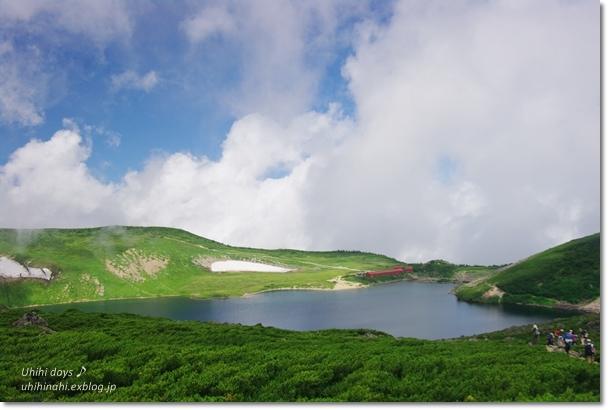 白馬でキャンプ と 白馬大池登山!_f0179404_21545486.jpg