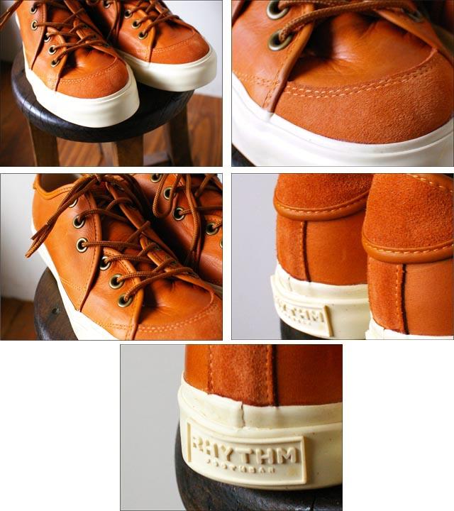 RHYTHM FOOTWEAR[リズムフットウェアー] SANDWICH-LO [R-1012012]_f0051306_16531229.jpg