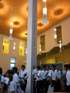 佐賀県立致遠館高校見学_c0163819_1115924.jpg