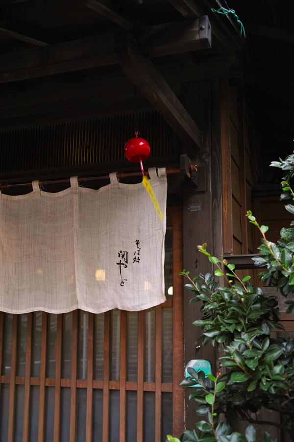 ムシ暑い日には、お蕎麦 ~松戸・関やど~_c0223825_23532179.jpg