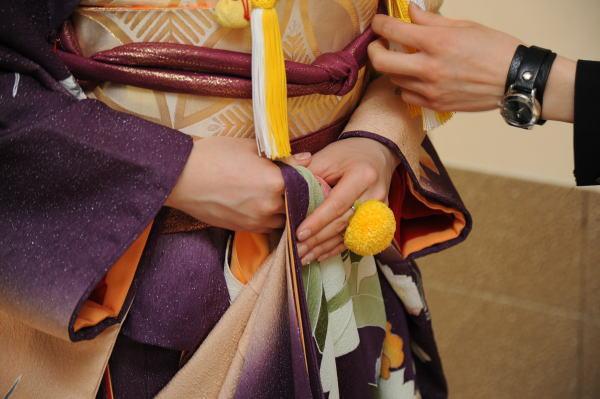 新郎新婦様からのメール 手作りの髪飾りと、お花畑のブーケ ルアール東郷様へ_a0042928_2252789.jpg