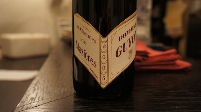 本日のグラスワイン_a0114049_16111849.jpg