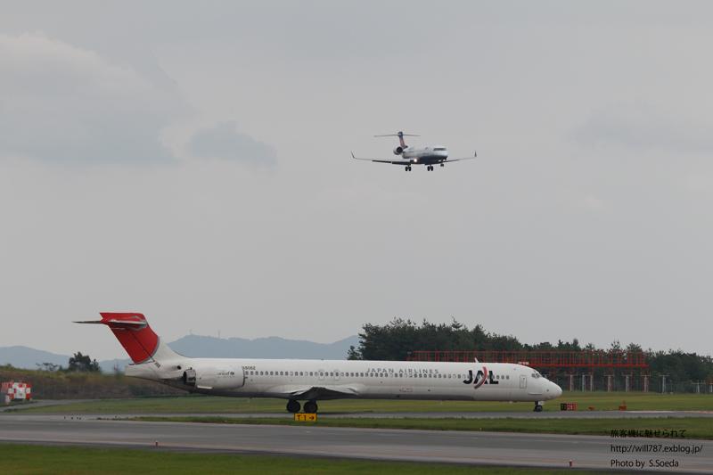 8/23 広島空港 遠征 その2_d0242350_2024448.jpg