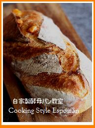 自家製酵母、果実エッセンスで焼き菓子_c0162653_1035231.jpg