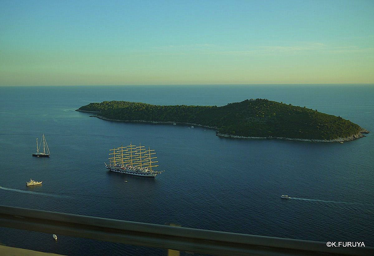 クロアチア到着の日_a0092659_15583576.jpg