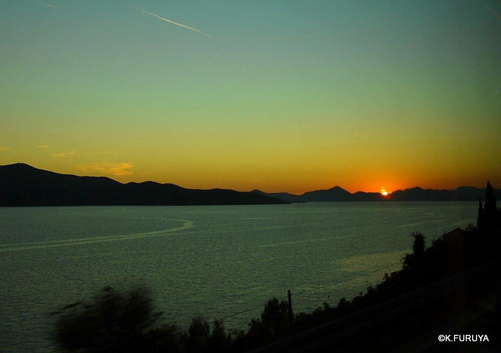 クロアチア到着の日_a0092659_1665254.jpg