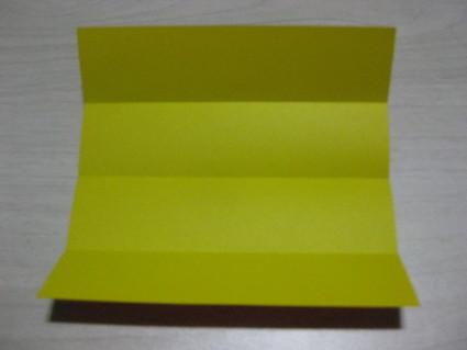 多面体の作り方・・・折り方編_b0063162_0174940.jpg
