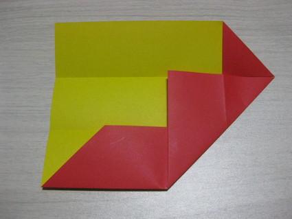 多面体の作り方・・・折り方編_b0063162_0184948.jpg