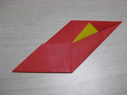 多面体の作り方・・・折り方編_b0063162_0202861.jpg