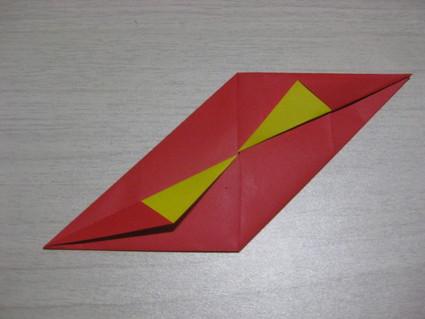 多面体の作り方・・・折り方編_b0063162_0205196.jpg
