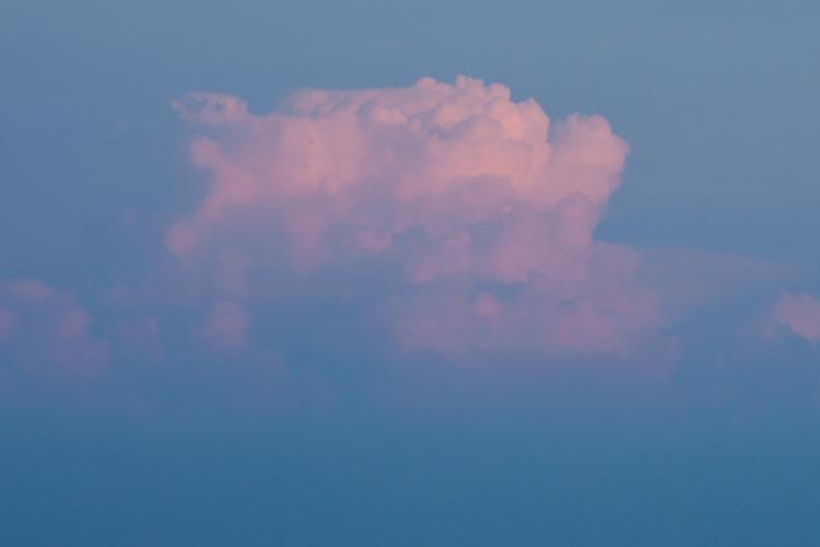 夕焼け入道雲。_b0022268_21461118.jpg