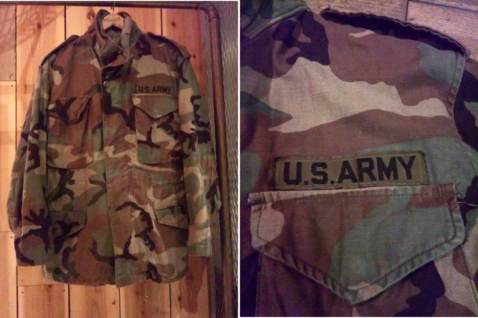 永久定番!U.S.Army M-65Jkt(大阪アメ村店)_c0078587_23301534.jpg