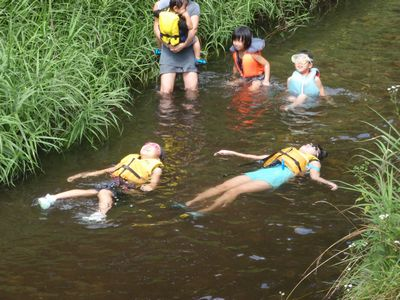 川で遊んだのって初めてー!!_a0096989_22562989.jpg